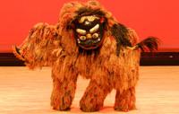 미야히라의 사자춤